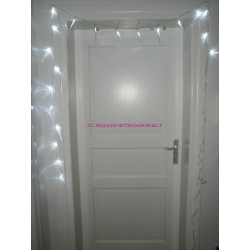 Led lichterkette tannenzapfen - Lichterkette am fenster aufhangen ...