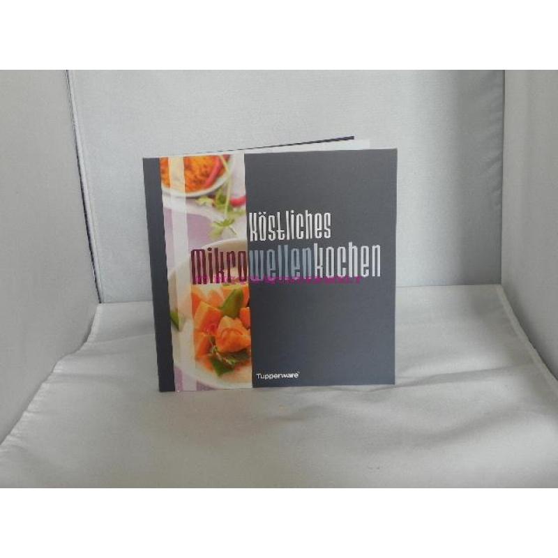 Buch - Köstliches Mikrowellenkochen