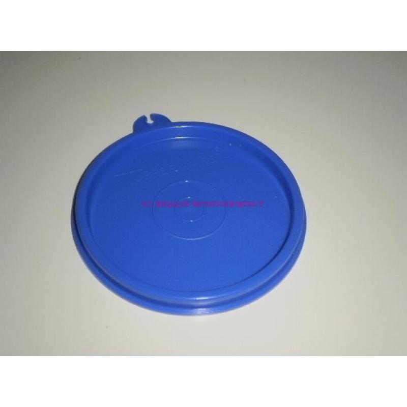 tupperware deckel polarblau durchmesser 9 2 cm