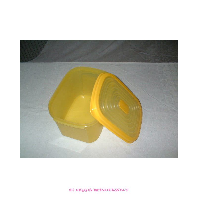 tupperware bungee 1 9 liter rechteckig gelb biggis wunderwelt. Black Bedroom Furniture Sets. Home Design Ideas