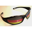 Fan Sonnenbrille Deutschland - schwarz