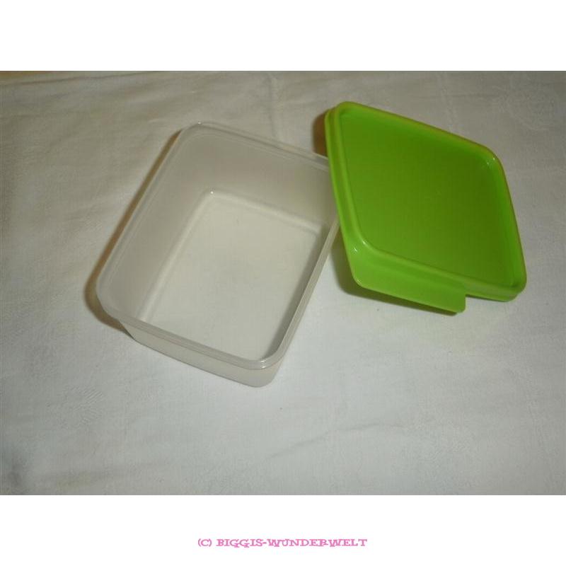 Tupperware 4 x Frischemeister Coole Frische Ecke Kühlschrank Behälter 500 ml