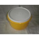 Tupperware Kleine Peng Schüssel 1 Liter - gelb