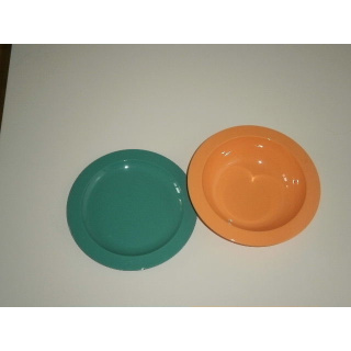 Tupperware kleines Melamin Set