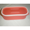 Tupperware Quadro Hit 320 ml - rot