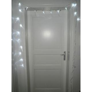 LED Lichterkette Tannenzapfen