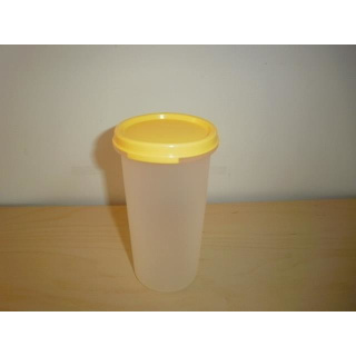 Tupperware Solo Runde 650 ml - gelb