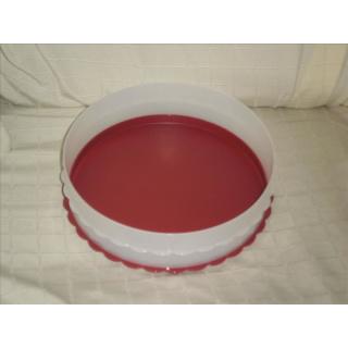 Tupperware Hochstapler - rot