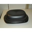 Tupperware UltraPro 2 Liter Kasserolle - schwarz