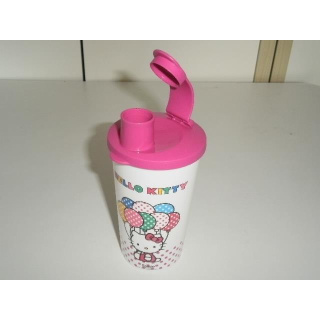 Tupperware Hello Kitty Trinkbecher
