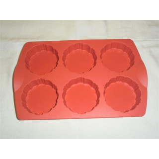 Tupperware Silikon Backform  - Tortelette