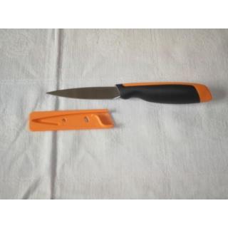 Tupperware Universalserie Gemüsemesser - schwarz / orange