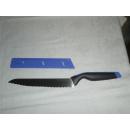 Tupperware Universalserie Brotmesser - schwarz / lila