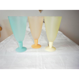 Tupperware Eisbecher Riviera - 3 er Set