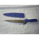 Tupperware Ergonomic Kochmesser Blau
