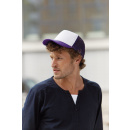 Myrtle Beach 5 Panel Polyester Mesh Cap (MB070)