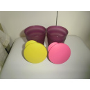 Tupperware Junge Welle Becher 330 ml  - bunt