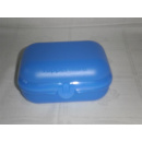 Tupperware Pausen Box - Twin Dose - blau