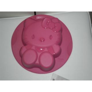 Tupperware Silikon Backform - Hello Kitty