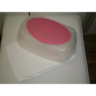 Tupperware Käse Buffet - pink