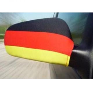 Fahne Flagge f AUTOSPIEGEL Deutschland 2er Set