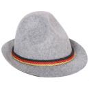 Tiroler-Hut mit Deutschlandkordeln