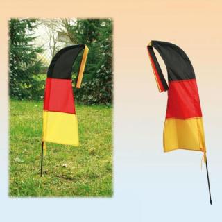 Balifahne Deutschland - 80 cm