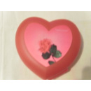 Tupperware Herzdose mit Wackelbild
