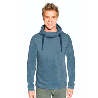 Promodoro Men´s Heather Hoody 60/40 (E2111)