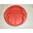 Tupperware Silikon Backform  - Schneemann