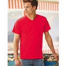Fruit of the Loom Valueweight V-Neck T (F270)