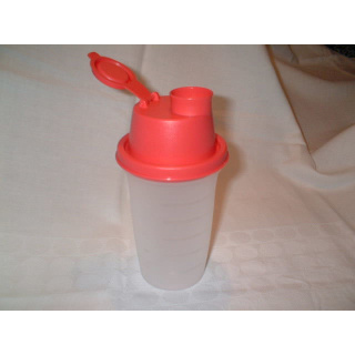 Tupperware Shaky 250 ml - rot