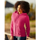 Fruit of the Loom Lady-Fit Lightweight Hooded Sweat...