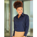 Fruit of the Loom Lady-Fit Long Sleeve Oxford Blouse (F700)