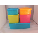 Tupperware Gefrier Set 5 teilig - Eisparade