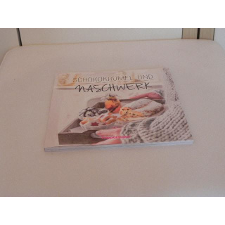 Tupperware Buch - Schokokrümel und Naschwerk