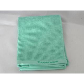 Tupperware Faser Pro -  Glasklar - grün