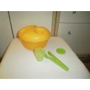 Tupperware Salat & Go - gelb