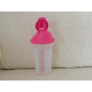 Tupperware Mix Fix 350 ml - Shaky - pink
