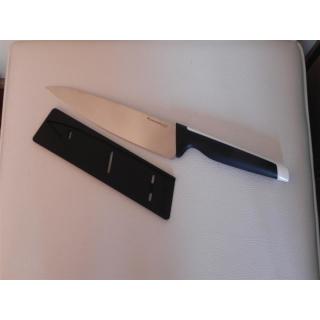 Tupperware Universalserie Kochmesser  - weiß / schwarz