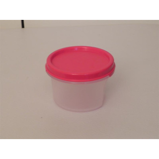 Tupperware Solo Runde -  Backzauber - rot - 200 ml