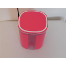 Tupperware Skyline 1,5 Liter - rot