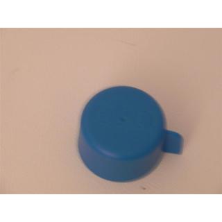 Tupperware Trinkverschluss EcoEasy 1 Liter - blau