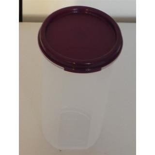 Tupperware Solo Runde - Plätzchen Schatz - lila - 650 ml