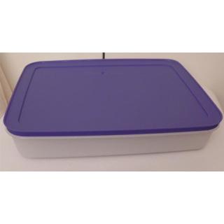Tupperware Gefrierbehälter 2,25 Liter - Eis Kristall