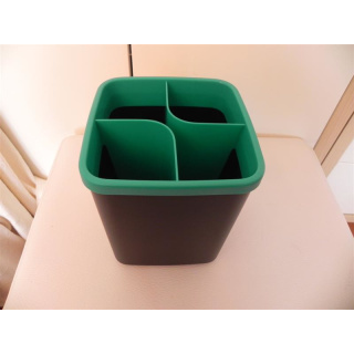 Tupperware Griffbereit Behälter - Große Ordnungsecke - dunkelgrün