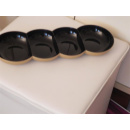 Tupperware Allegra Perle - schwarz / gold