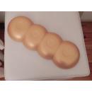 Tupperware Allegra Perle - weiß / gold