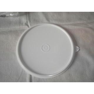 Tupperware Deckel für die Wunderschüssel 1,15 Liter & mittlere Peng  2 Liter - weiß