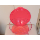 Tupperware Eleganzia Salat Set - rot